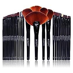 Shany 32PC Studio Quality Brush Set