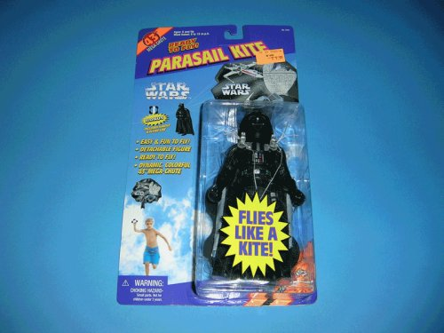 Star Wars Darth Vader Parasail Kite Action Figure - 1