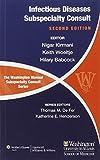The Washington Manual of Infectious Disease Subspecialty Consult (The Washington Manual® Subspecialty)