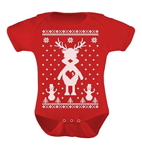 TeeStars - Reindeer Sweater