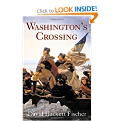 Washington's Crossing (Pivotal Moments in American History (Oxford)) by David Hackett Fischer