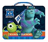 Monsters University Scarer in Training Metal Lunch Box/ Carry-All