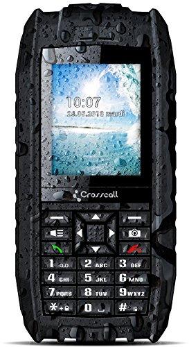 Crosscall-Shark-V2-Tlphone-portable-dbloqu-2G-8-Go-Ecran-22-pouces-Double-SIM-Noir