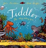 Julia Donaldson Tiddler audio CD