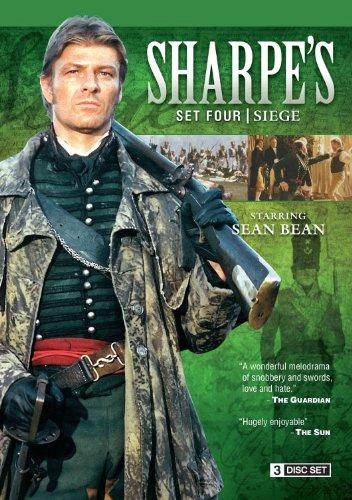 Sharpe's Set Four - Seige (3 Disc Set) (Sharpes Dvd Set compare prices)