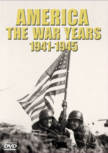 America: The War Years 1941-1945 [DVD] [Import]