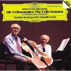 Brahms: Sonata For Cello And Piano No.2 In F, Op.99 - 1. Allegro vivace