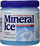 Novartis Mineral Ice Pain Relieving Gel, Original Therapeutic, 2 Count