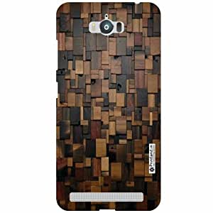 Asus Zenfone Max ZC550KL Back Cover - Wood Art Designer Cases