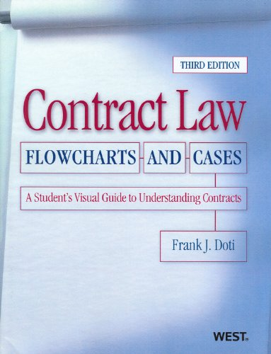 Contract Law, Flowcharts and Cases, A Student's Visual Guide to Understanding Contracts, 3d