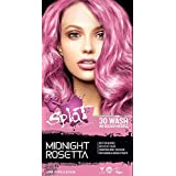 Splat 30 Wash No Bleach Semi-Perm Hair Dye (Midnight Rosetta) (Color: Midnight Rosetta)