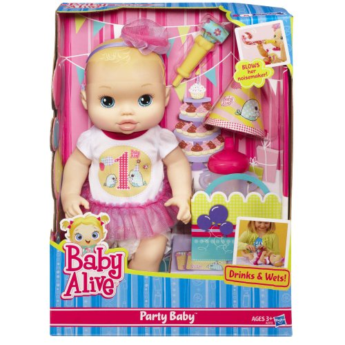 Imagen de Bebé Party Alive Baby Doll