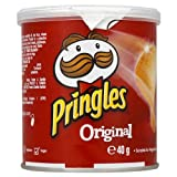 Pringles Original Pop & Go 40g (pack of 12)