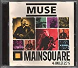 Muse DRONES TOUR 2015-2016 2CD set full show in Arras France