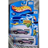 Hot Wheels 67 Camaro 1967 Racing Colors #139 1:64 Scale Collectible Die Cast Car