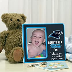 Carolina Panthers Memory Company Born to Be Picture Frame NFL Football Fan Shop Sports Team Merchandise