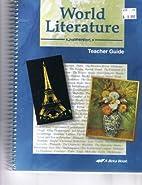 World Literature: Teacher Guide (7626002)