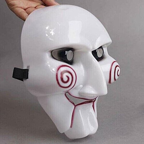 Fashion Cosplay for Halloween Masquerade Carnival Party Prom Carnival Mask (Clown Killer) 2