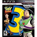 Toy Story 3 The Video Game - Playstation 3 ~ Disney