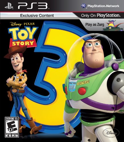 Toy Story 3 for Sony PS3 Move