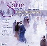 echange, troc  - Satie : Oeuvres pour piano. McCabe