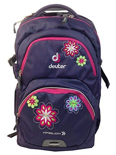 deuter-kids-ypsilon-backpack-blueberry-flower-one-size