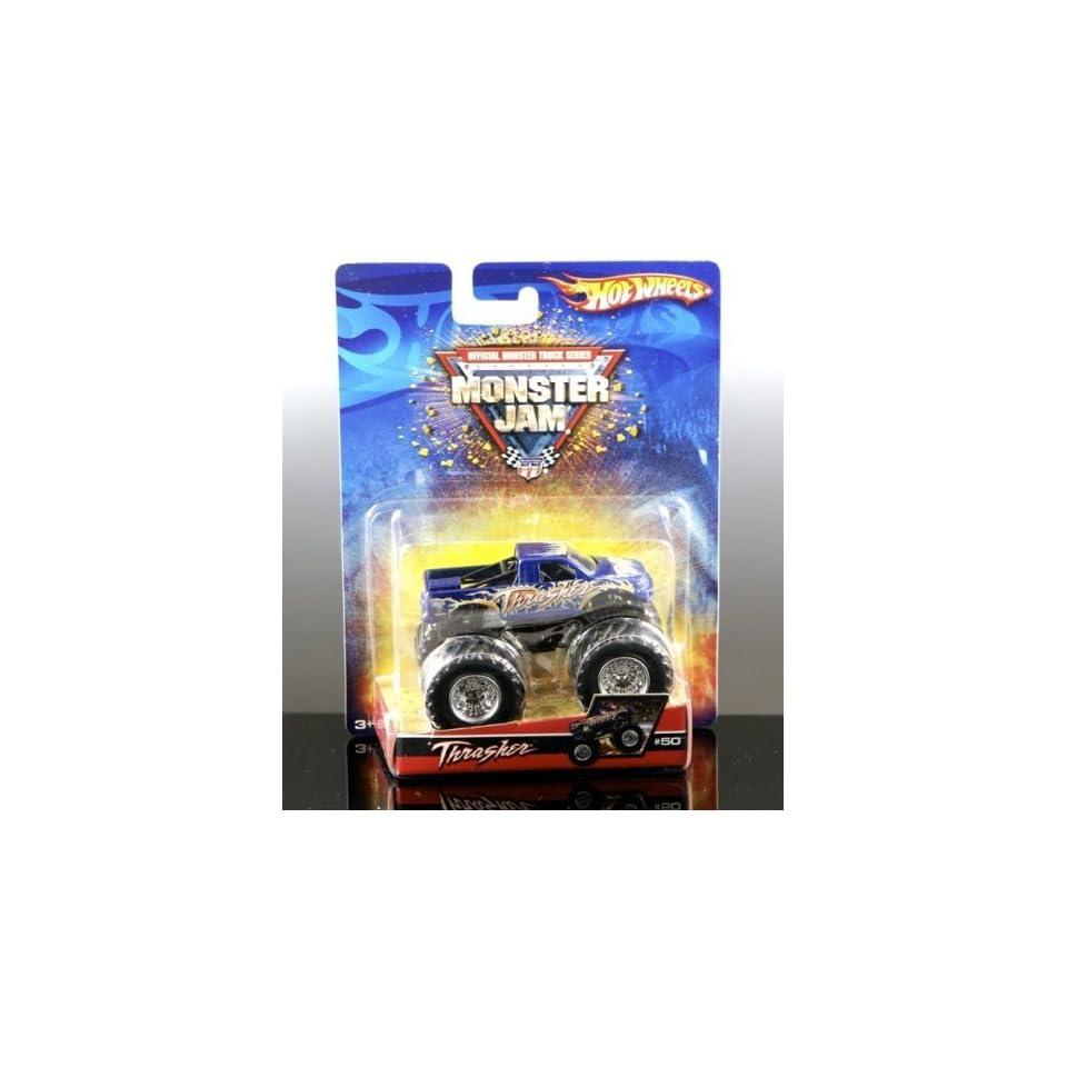 Hot Wheels Monster Jam  THRASHER