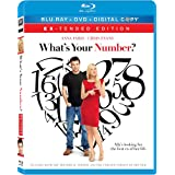 What's Your Number? (Ex-tended Edition) [Blu-ray/DVD Combo+Digital Copy] ~ Faris
