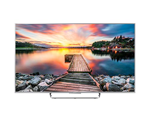 Sony KDL-65W857C Smart 3D 65-inch Full HD TV (Android TV, X-Reality Pro, Motionflow XR 800 Hz, Wi-Fi and NFC) - Silver, 2015 Model