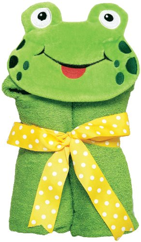 Am Pm Kids! Tubby Towel, Frog
