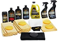Meguiar's Ultimate Car Care Kit from Meguiar's Exclusive Kits