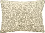 Kathy Ireland Worldwide Decorative Pillow By Nourison, Ivory, 12 x 16