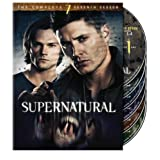 Supernatural: The Complete Seventh Season ~ Jared Padalecki