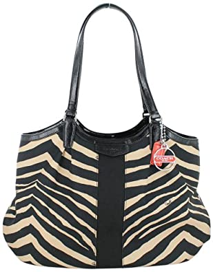 Zebra Print Over The Shoulder Bags 71
