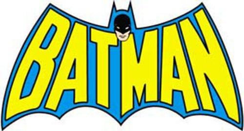 Licenses Products DC Comics Originals Batman Logo Sticker