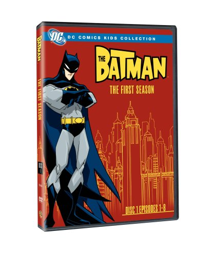 The Batman: The Complete First Season Disc 1 at Gotham City Store