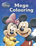 Disney Mickey Mouse & Co Mega Colouri...