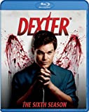 Dexter: Season 6 [Blu-ray]