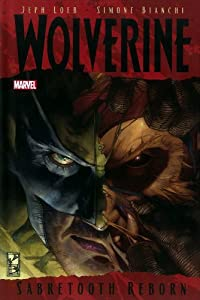 Wolverine: Sabretooth Reborn by Jeph Loeb and Simone Bianchi