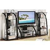 Contemporary LCD Plasma TV Media Stand