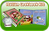 Handstand Kids Italian Cookbook Kit