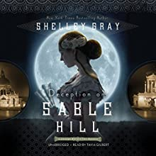 Deception on Sable Hill: The Chicago World's Fair, Book 2 (       UNABRIDGED) by Shelley Shepard Gray Narrated by Tavia Gilbert