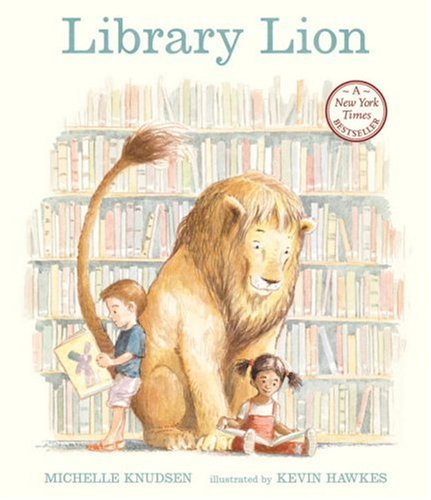 Library Lion front-693456