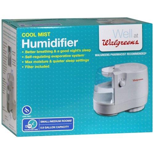Walgreens Variety Humidifiers (Cool Mist Humidifier) - 1