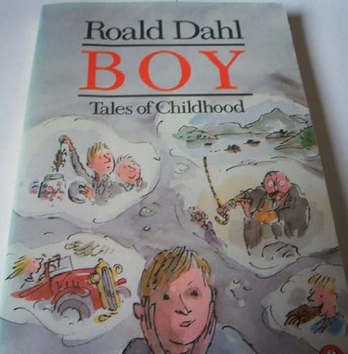 an analysis of boy tales of childhood by roald dahl Phizzwhizzing new cover look and branding for the world's number one storytellerboy, roald dahl's bestselling autobiography, is full of hilarious anecdotes about his childhood and school days, illustrated by quentin blakeas a boy, all sorts of unusual things happened to roald dahl there was.