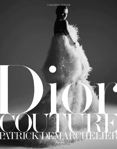 Dior Couture: by Patrick Demarchelier