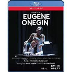 Eugene Onegin [Blu-ray] [Import]