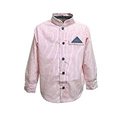 A Little Fable Red stripe shirt 8 to 9 yr