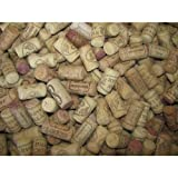 Recycled,, premium corks - 1 POUND (Approximately 100) USED, natural, wine corks, from, restaurants, wineries, and, shops, from, around the, United States, Perfect to fill your, cork kit, arts, and, crafts project.