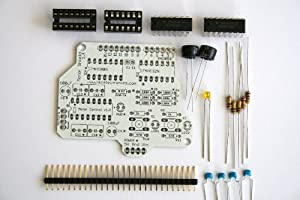 Motor control shield KIT for Arduino by NKC Electronics